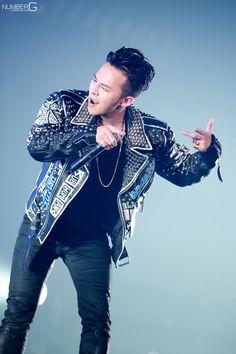 G-Dragon | BIGBANG 'MADE' Tour in Seoul
