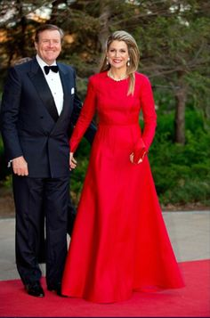 Queens & Princesses - King Willem Alexander and Queen Maxima spent the second day of their Canadian tour in Ottawa.