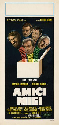 """ Amici miei "" (By Mario Monicelli), 1975"