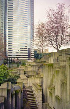Freeway Park, Seattle