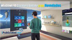 Con la actualización de Windows 10 Creators Update, podrás crear infinidad de tareas ilustrativas.
