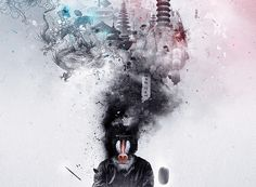 Don't Play by Peter Jaworowski, via Behance