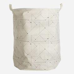Laundry bag triangular - selected
