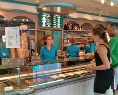 Florida Eiscafé: Berlin's oldest ice cream shop