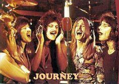 Don't stop believin' Aynsley Dunbar, Gregg Rolie, 70s Rock Bands, Journey Band, Wheel In The Sky, Journey Steve Perry, Stevie Ray, Rock Concert, Best Rock