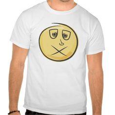 Retro Sick Emoji Shirts