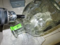 make your own hookah out of a patron bottle