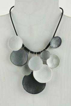 Necklace by KLARA BORBAS | Polymer Clay Planet