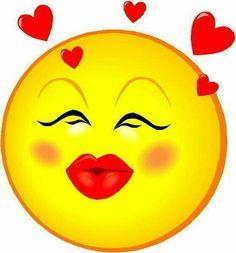 Citas Citables, Refranes, Hermosas Frases, Tarjetas, Pinturas, Caras Sonrientes, Emoticones, Emojis, Besos