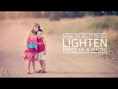 How To Selectively Lighten Parts Of A Photo » Floating Lights | Photoshop Actions and Tutorials