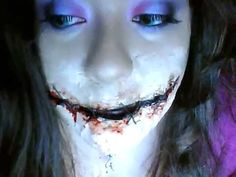 What I plan on doing for Halloween. I can't wait to get contacts and figure out clothes for this project. Until then, I'll be having a LOT of fun with makeup and liquid latex.