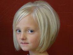 Little girl short hairstyles