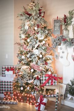 274 Best Christmas Tree Ideas Images On Pinterest In 2019