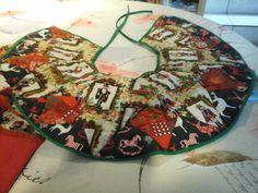 mes jupes de sapin au marché de noel