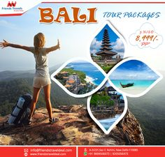 Book Bali Tour Packages Start From 8,999/- Call 9899506073