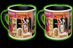 Escaping Houdini Mug