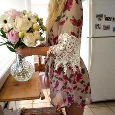 Stone Cold Fox Kimono robe #haberdashion #fashionDNA