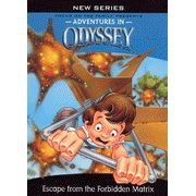 Adventures in Odyssey® New Video Series #2: Escape from the Forbidden Matrix, DVD