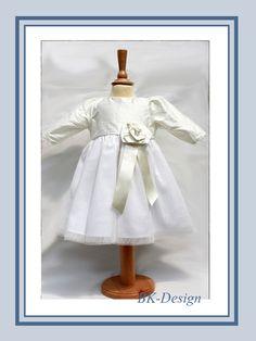Taufkleid von BK Design auf DaWanda.com