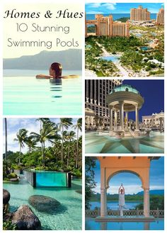 10 More Stunning Pools We'd Love to Visit This Summer - Homes and Hues