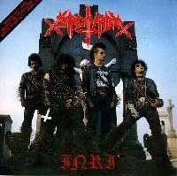 Sarcofago. Black/Thrash/Death Metal from Brazil. Cult band!!