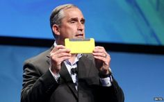 Intel RealSense 3D Depth Camera Fitted into Smartphone - http://www.bbc.co.uk/news/technology-32215577