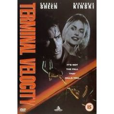 Buy Terminal Velocity (Used DVD) | 5ivestarsEntertainment.com