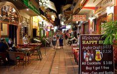 Day 100 - Chilling on Pub Street, Siem Reap
