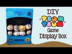 DIY Tsum Tsum Game Display Box
