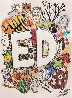 ed sheeran art ohlittlefox drawing fanart colors tattoos ed ...