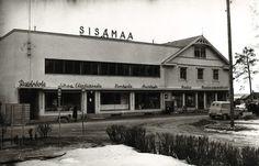 Sisämaan myymälä Viitasaarella ennen vuotta 1966