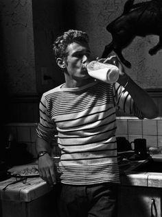 James Franco by Lance Staedler for James Dean directed by Mark Rydell, 2001