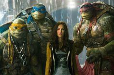 Megan Fox - Teenage Mutin Ninja Turtles