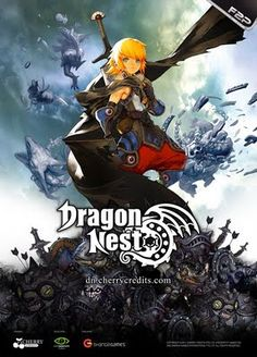 ✧ #characterconcepts ✧  Dragon Nest