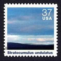 37c Stratocumulus Undulatus single