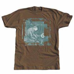 Pixies - Mens Doolittle Tour T-Shirt (Chestnut) Large: Amazon.co.uk: Clothing