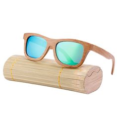 Online shopping for eco-friendly products with free worldwide shipping Wooden Sunglasses, Mirrored Sunglasses, Mens Sunglasses, Pouch, Pairs, Eco Friendly, Online Shopping, Bamboo