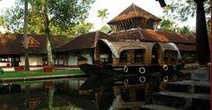 Coconut Lagoon, Kerala