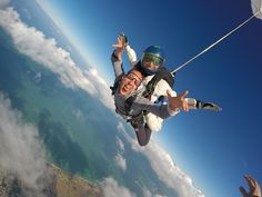 Skydiving, Tandem, Sci Fi, Base, Nature, Travel, Sports, Life, Science Fiction