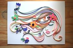 Website has great instructions on quilling.   Seasons of Sweetness