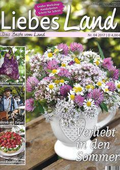 Schönes Landleben Zeitschrift mein schönes landhaus 6 15 unsere hefte