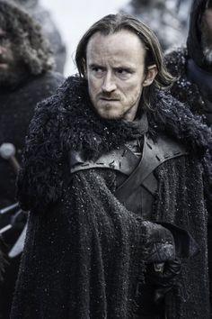 Ben Crompton as Eddison Tollett in Game of Thrones