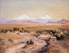 José Maria Velasco - Pintor Mexicano