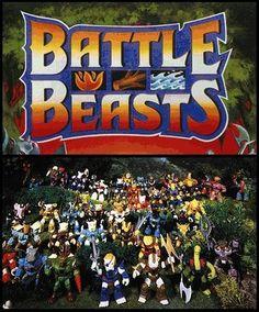 Battle Beasts (1987)
