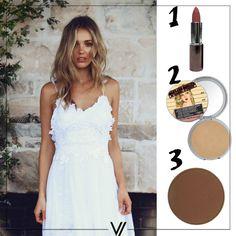 1. Girlactik - Beauty 2. The Balm - Mary Lou Manizer  3. Makeup Geek - Cocoa Bear