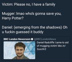 Fuckin muggles