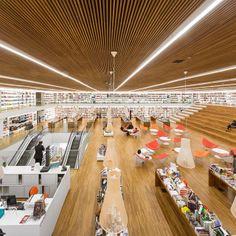 Livraria Cultura – Iguatemi SP / Studio mk27 – Marcio Kogan© Fernando Guerra, FG+SG Architectural Photography