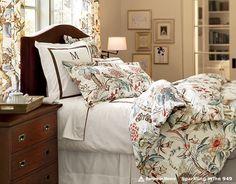 photo arrangement on wall - Master Bedroom                                                                                                                                           Tray on bedside table - Guestbedroom? Living room? Basement room?