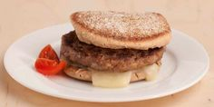 Turkey Sausage Muffin