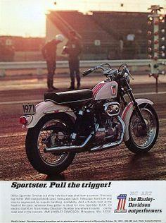 1971 Sportster